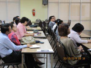 """การประชุมเชิงปฏิบัติการ เรื่อง """"การบริหารเชิงยุทธศาสตร์แบบมืออาชีพเพื่อปฏิรูปมหาวิทยาลัยมหิดลสู่ความเป็นเลิศ"""""""